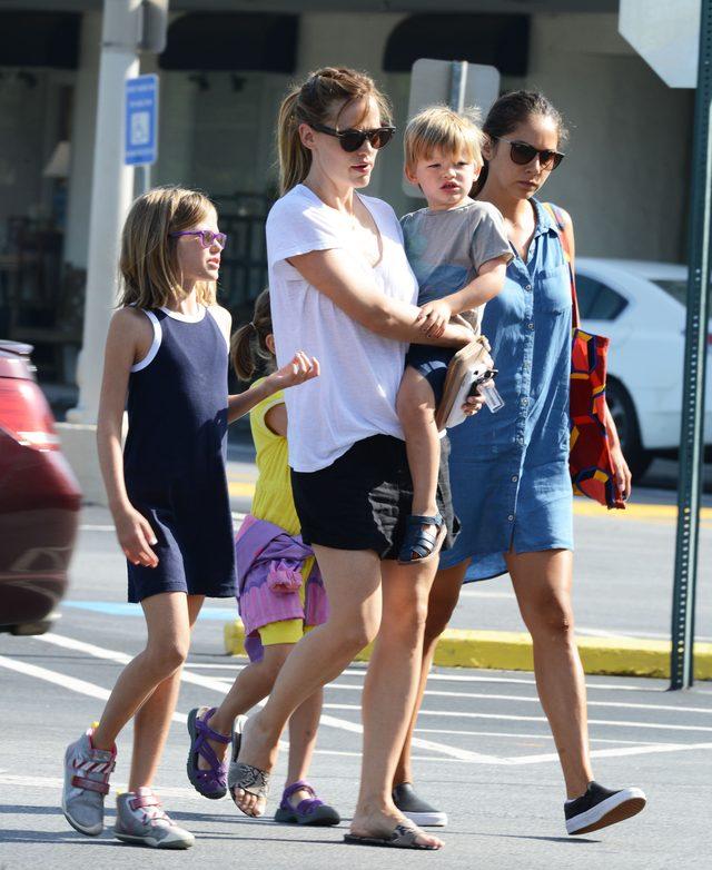 Jennifer Garner jednak zostanie z Affleckiem dla dzieci?