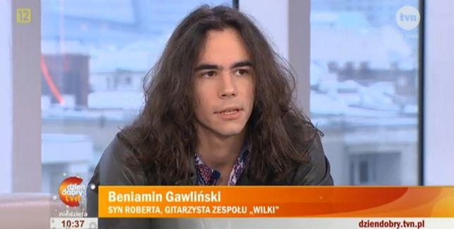 Beniamin Gawliński o życiu w rock&rollowej rodzinie