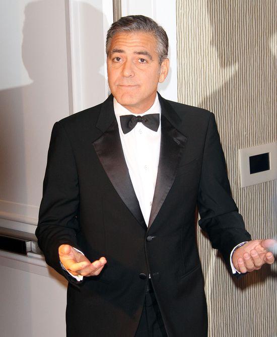Geogre Clooney i Snadra Bullock - coś z tego będzie?