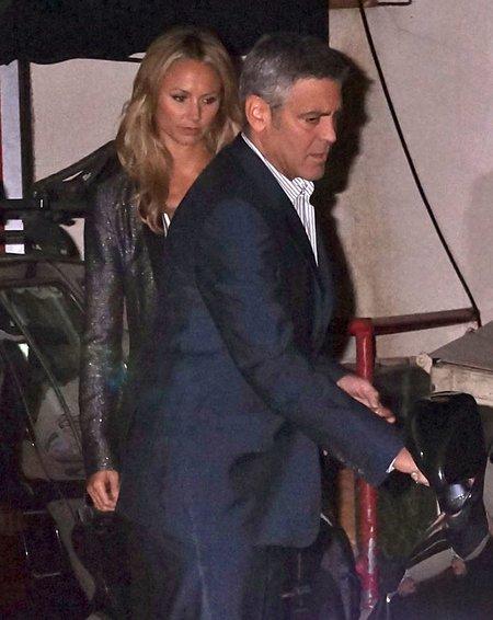 Matka George'a Clooneya liczy na ślub