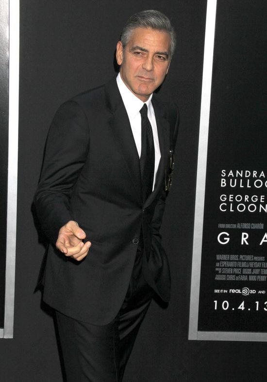 Kto chce spędzić noc z Georgem Clooney'em za 10 dolarów?