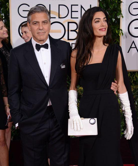 George Clooney zostanie ojcem?