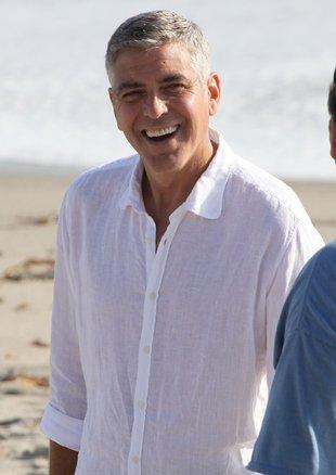 George Clooney gotowy na bycie mężem?