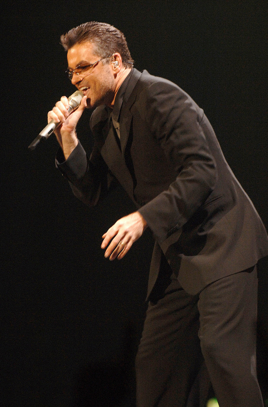 George Michael cierpi na tajemniczą chorobę