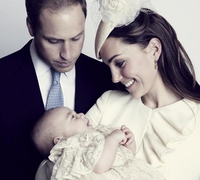 Nowy portret księcia Jerzego (FOTO)