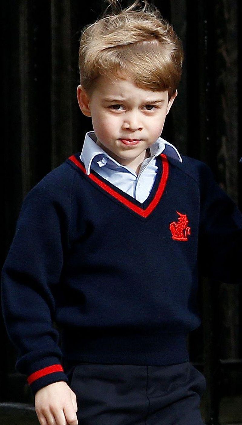 To OKROPNE, co książę Karol myśli o księciu George'u