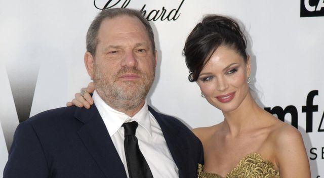 Georgina Chapman odeszła od Harveya Weinsteina