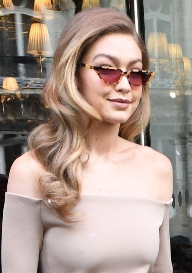Gigi Hadid znika w oczach (ZDJĘCIA)