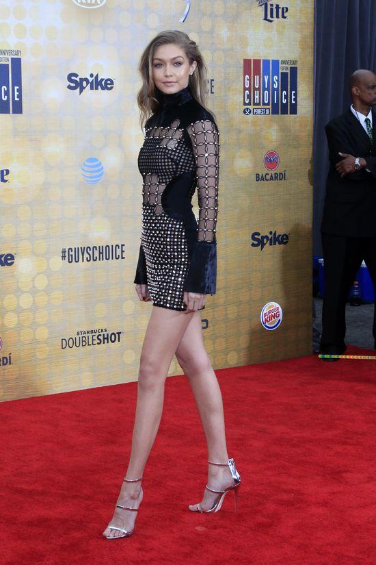 Gigi Hadid napadnięta przez fana! Chciała się bić!