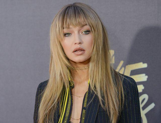 W tej fryzurze Gigi Hadid wygl�da�a �LE (FOTO)