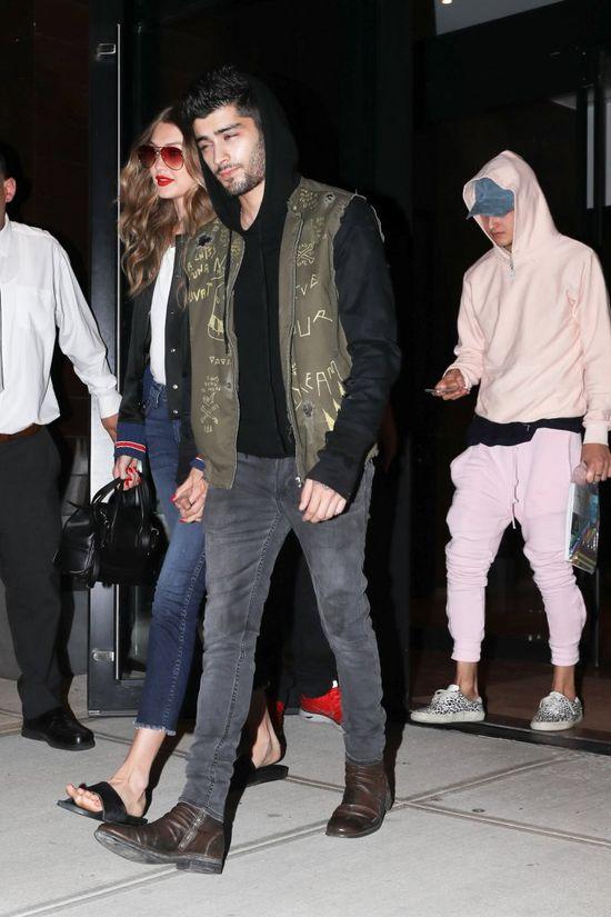 Oto dowód na to, że Gigi Hadidi ma z Zaynem Malikiem pod górkę
