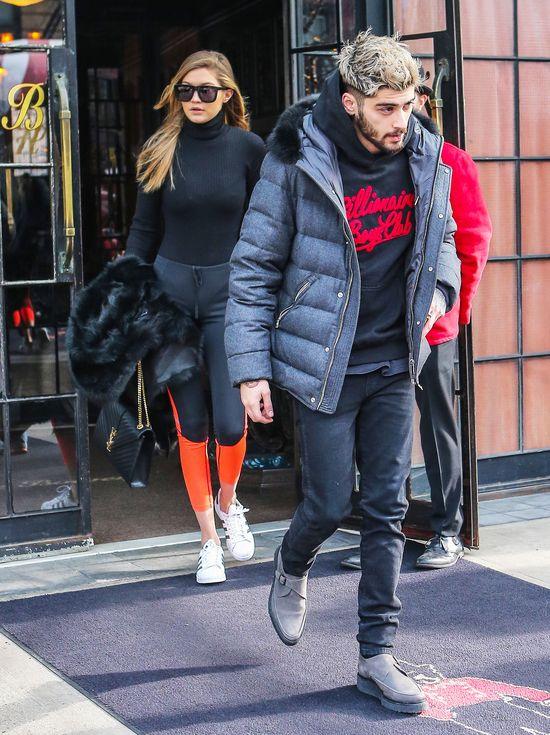 Były chłopak Gigi Hadid skomentował jej nowy związek