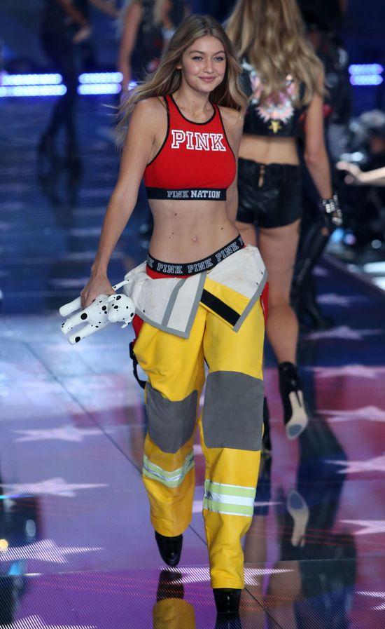 Gigi Hadid zadebiutowała na pokazie VS (FOTO)