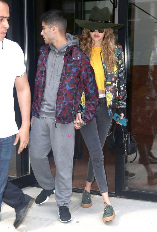 Gigi Hadid i Zayn Malik zamykaj� usta hejterom (FOTO)
