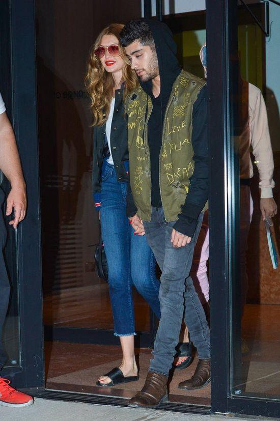 Gigi Hadid została zapytana o rozstanie z Zaynem Malikiem. Co odpowiedziała?