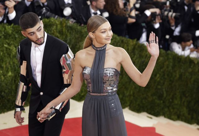 Zayn Malik oświadczył się Gigi Hadid, ale ona...