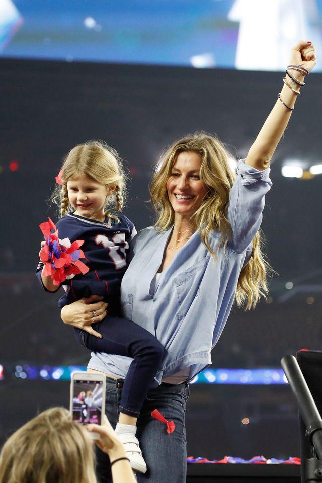 Tom Brady o prezencie od żony, który przynosi mu szczęście