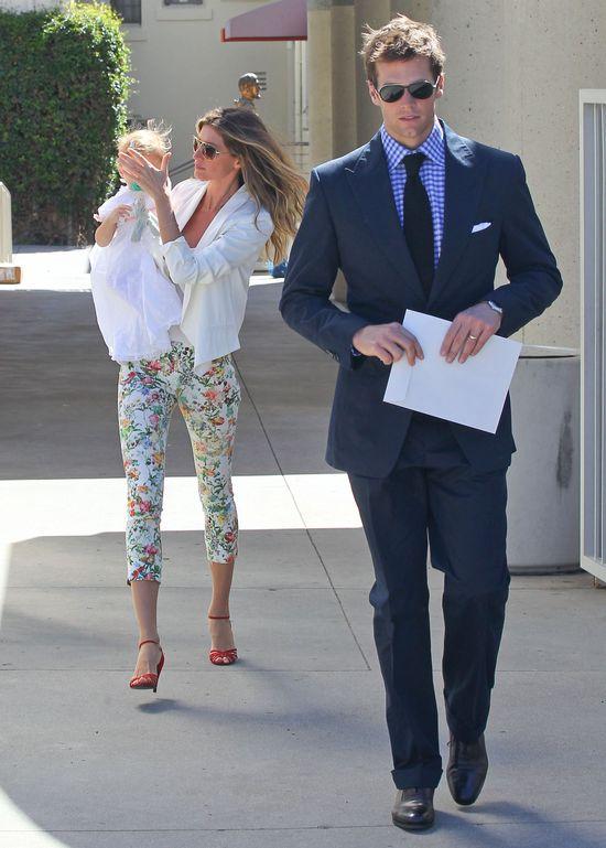 Kryzys w małżeństwie Gisele Bundchen i Toma Brady'ego!