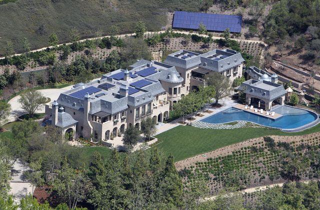 Gisele Bundchen sprzedaje swoją willę za 50 milionów $