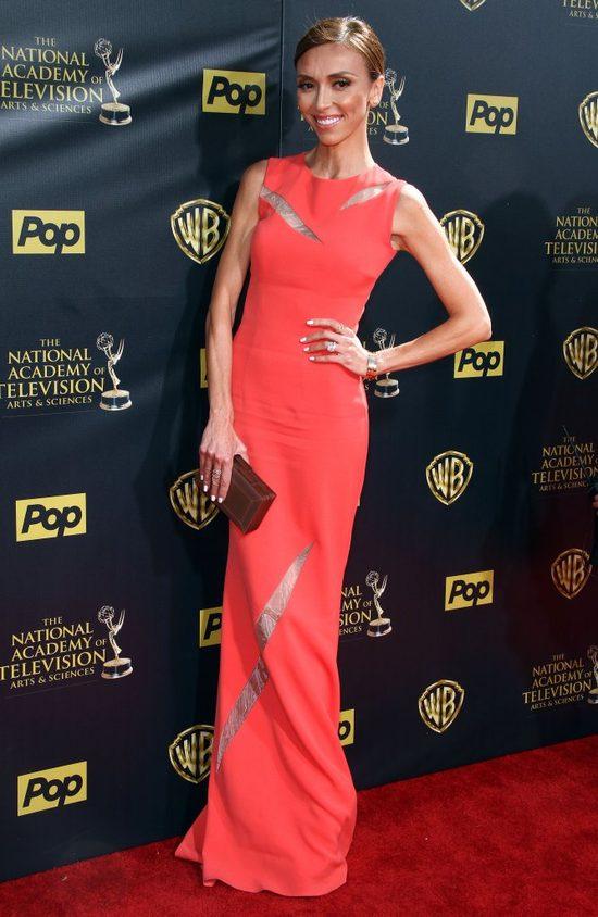 Giuliana Rancic, krytykowana za nadmiern� chudo��, w bikini