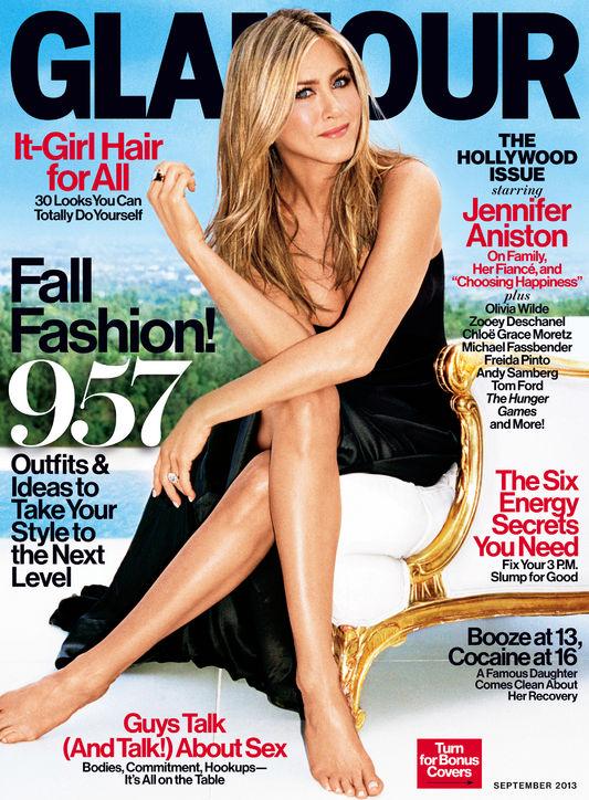 Jennifer Aniston chodziła na terapię po rozwodzie