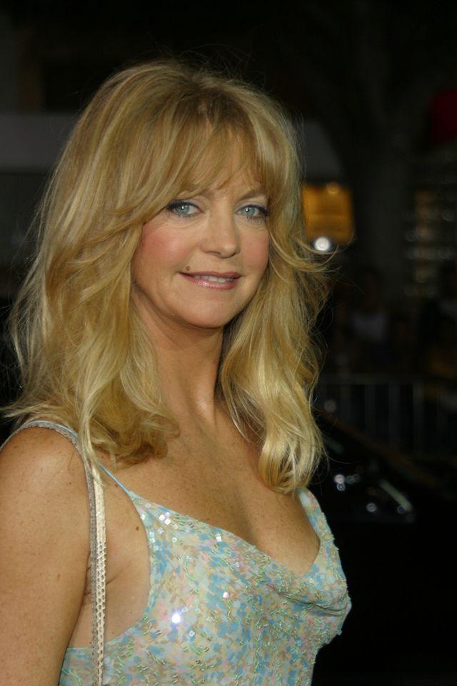 Operacje plastyczne zupełnie zmieniły twarz Goldie Hawn FOTO