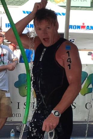 Gordon Ramsay pokonał morderczy wyścig
