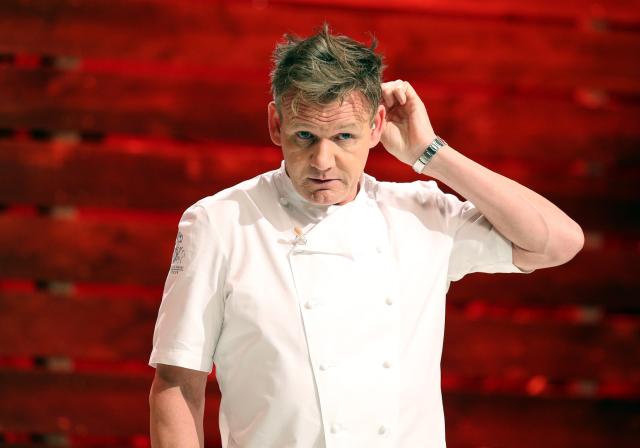 Gordon Ramsay jurorem w polskim MasterChefie! (FOTO)