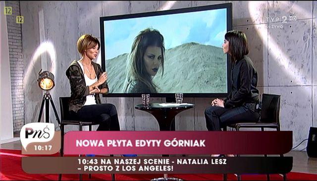 Edyta Górniak: The Voice of Poland przypomina Big Brothera