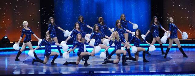 Kolejorz Girls, czyli cheerleaderki w Got to dance