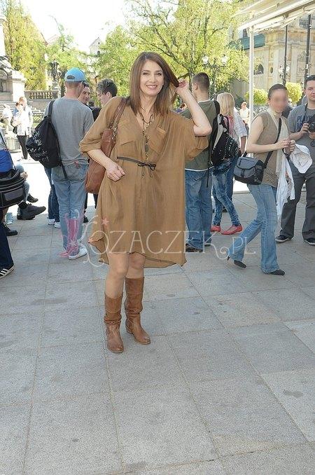 Paulina Sykut przytyła. Jest w ciąży? (FOTO)