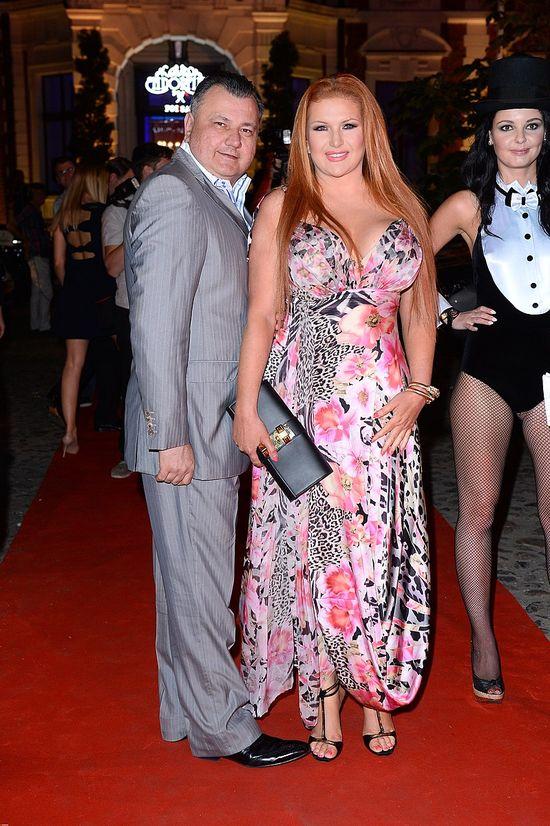 Marta Grycan na imprezie Playboya (FOTO)