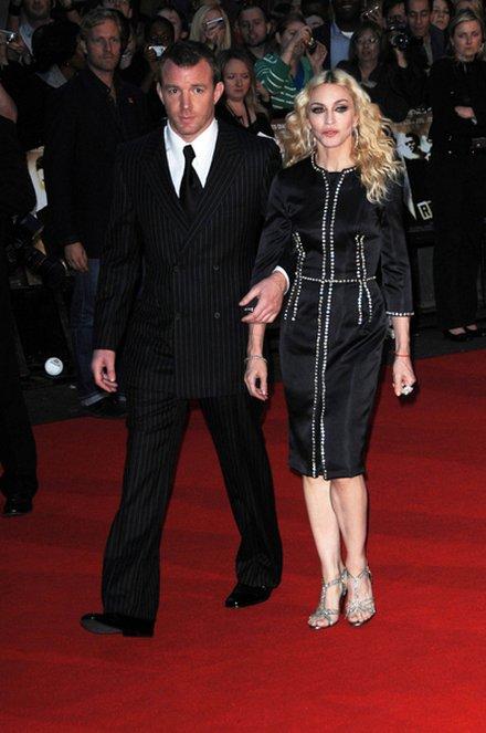 Były mąż Madonny wije nowe gniazdko