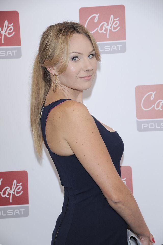 Sara Boruc do��czy�a do ekipy Polsat Cafe (FOTO)