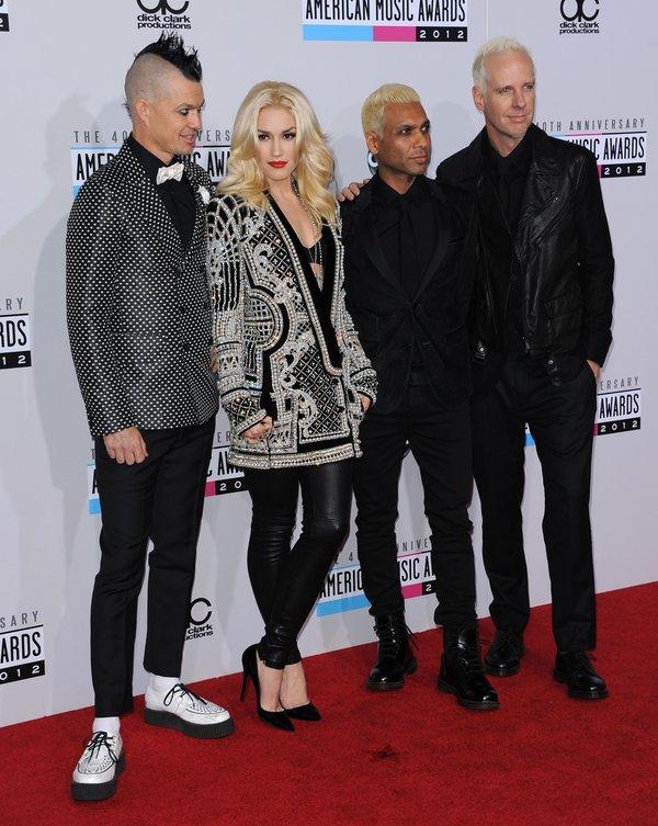 Gwiazdy na gali American Music Awards (FOTO)