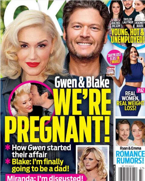 Gwen Stefani jest w ciąży?!