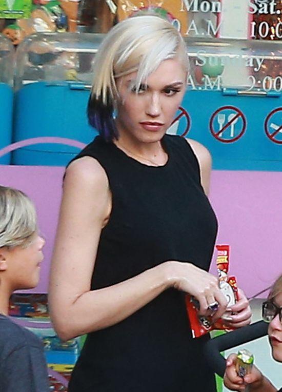 Gwen Stefani nie była długo singielką