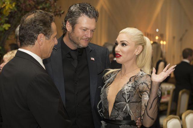 Blake Shelton zdradził Gwen Stefani?