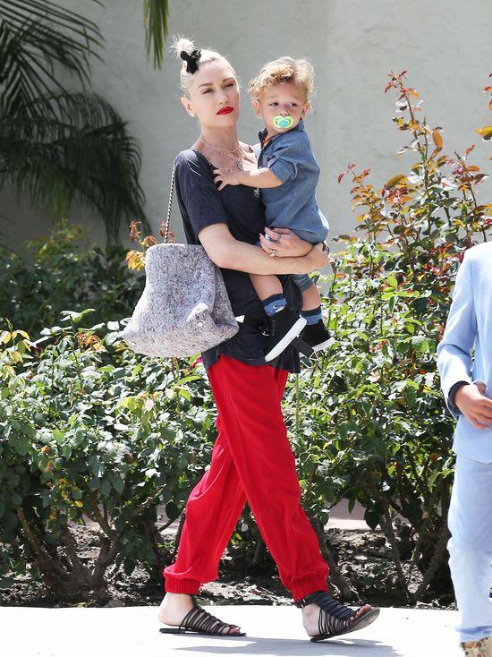 Gwen Stefani ju� znalaz�a now� mi�o�� (FOTO)