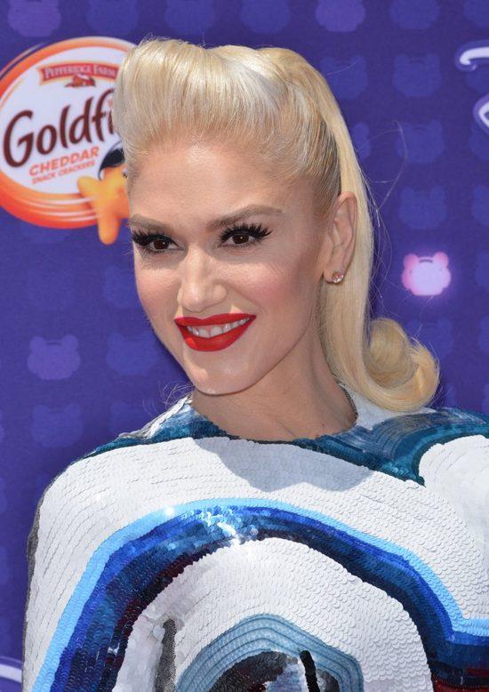 Nie uwierzysz, jak często Gwen Stefani farbuje odrosty