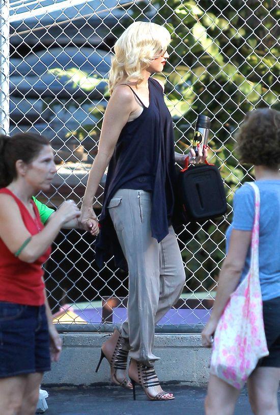 Gwen Stefani spodziewa się dziecka (FOTO)