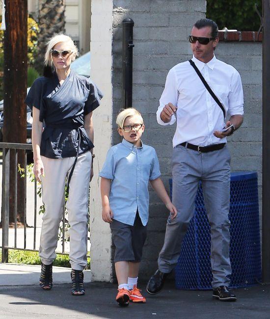 Gwen Stefani ju� tak nie wygl�da (FOTO)