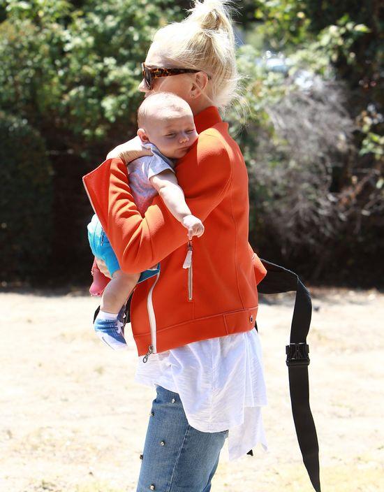 Modna mama - Gwen Stefani (FOTO)