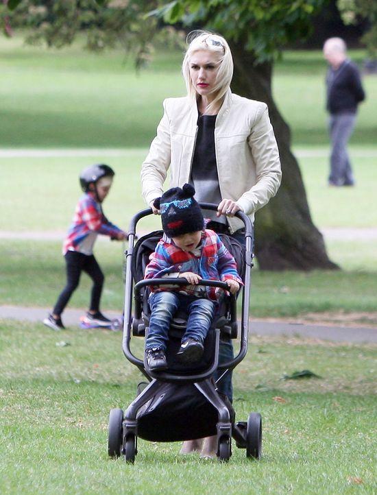 Sara May: Wózek dla Robinka podejrzałam u Gwen Stefani i...