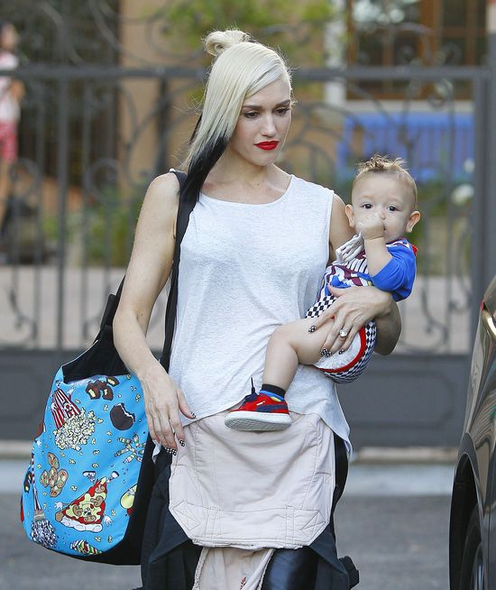Co powiecie na Gwen Stefani w czarnych włosach? (FOTO)