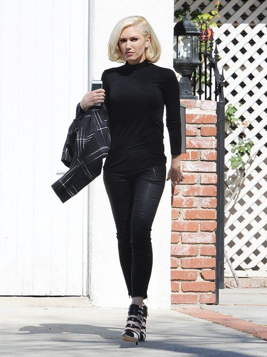 Brak czerwonej szminki u Gwen Stefani to nie przypadek FOTO