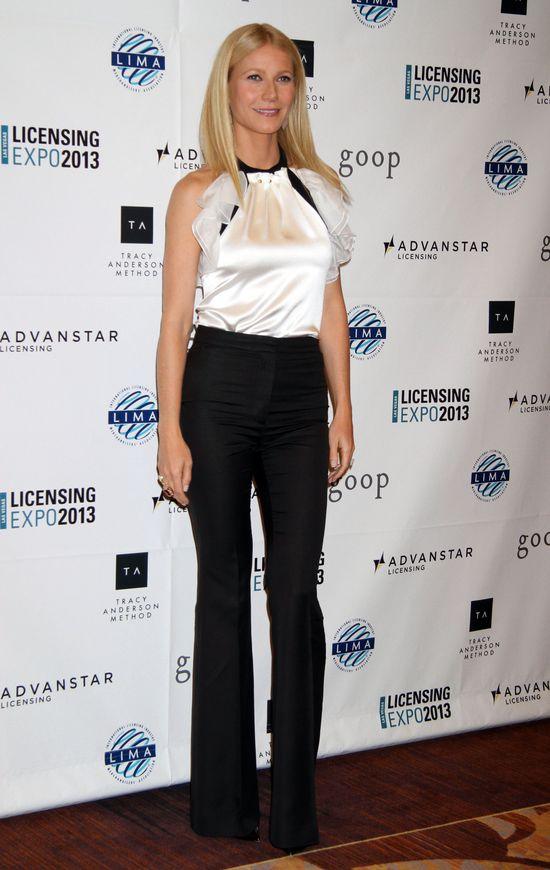 Gwyneth Paltrow chciałaby mieć większe piersi