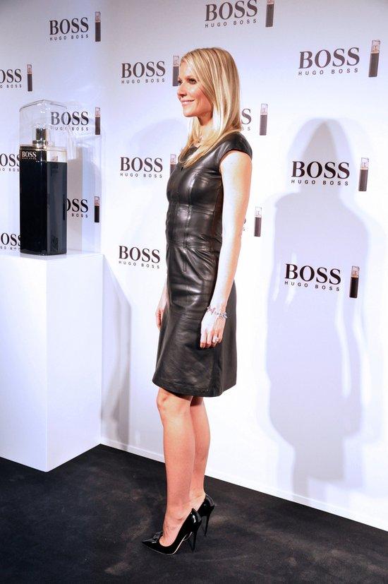Gwyneth Paltrow w skórze jak w seksownej zbroi (FOTO)