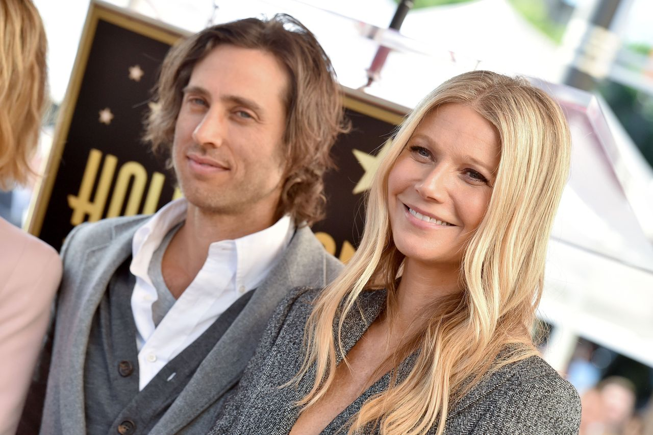 Gwyneth Paltrow żartuje ze starych zdjęć: Brad Pitt wyglądał jak jego partnerki