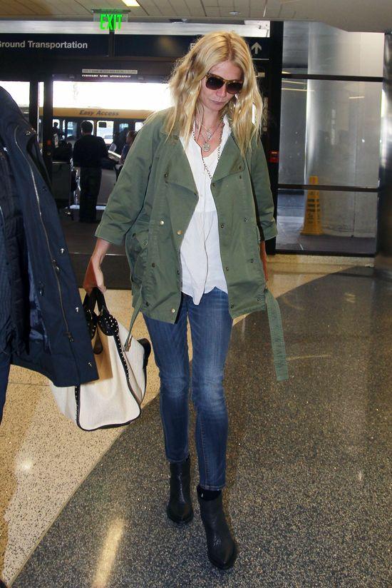 Gwyneth Paltrow uzależniona od kupowania jeansów (FOTO)